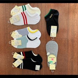 Tutu Anna Japanese low ankle socks